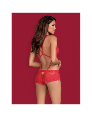853-TED-3 Body - Rouge