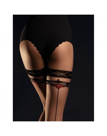 Taboo Collants 20 DEN - Noir